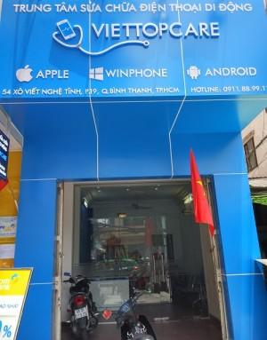Viettopcare - trung tâm sửa chữa điện thoại uy tín