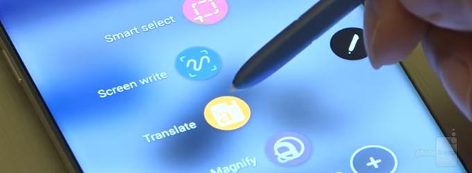 S pen Samsung Galaxy Note 7
