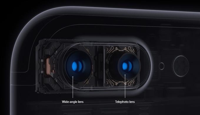 cải tiến mới đáng chú ý ở iphone 7
