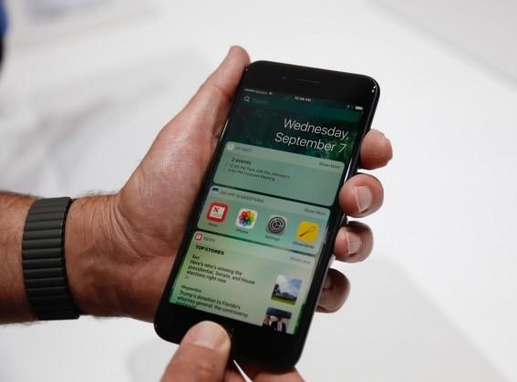 cải tiến iphone 7