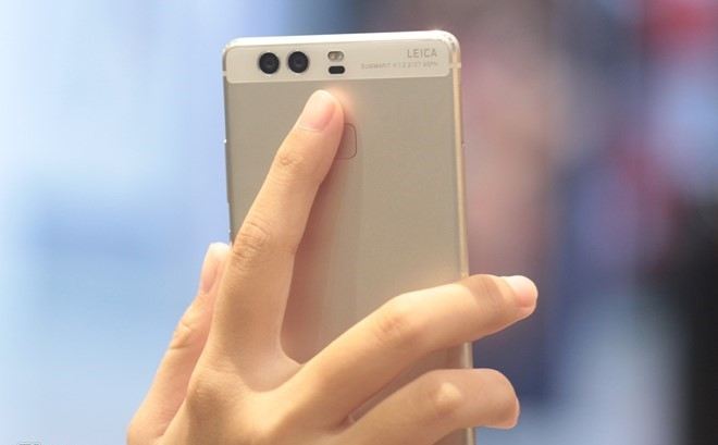 smartphone có camera kép