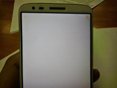 lỗi màn hình thường gặp ở điện thoại samsung