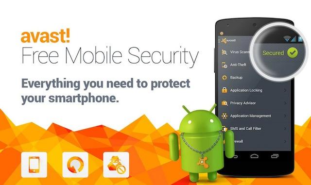 phần mềm diệt virus cho điện thoại android