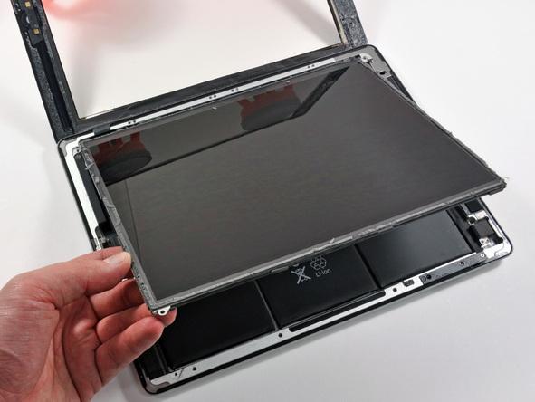 ipad bị đen màn hình