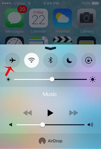 iphone lỗi wifi