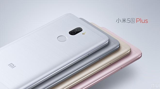 Xiaomi Mi 5S ra mắt