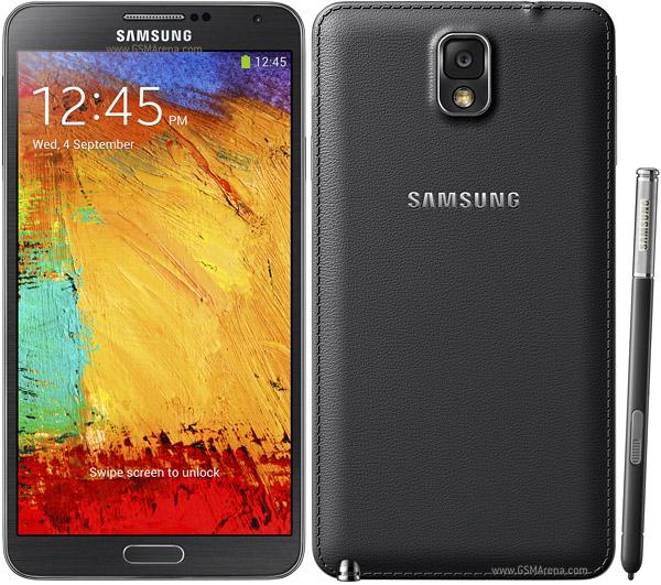 Samsung Galaxy Note 3 mất sóng