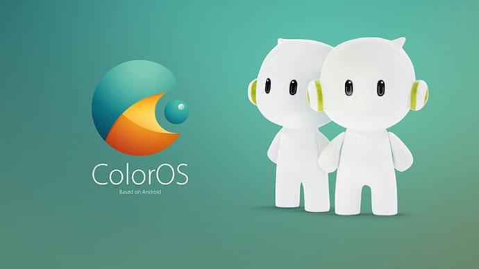 Giao diện Color OS