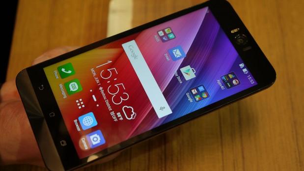 Thay màn hình Asus ZenFone Selfie