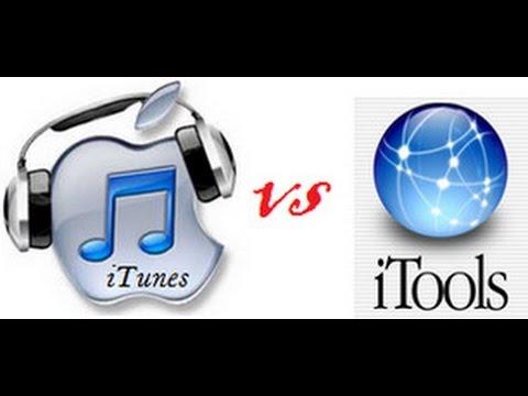 iTools không tương thích với iTunes