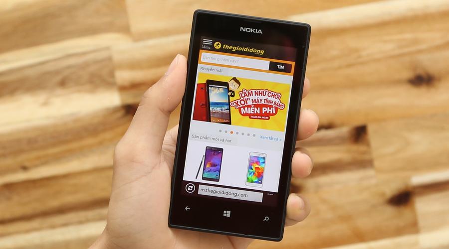 Thay màn hình Lumia 525
