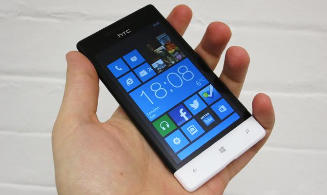 Thay màn hình HTC 8S