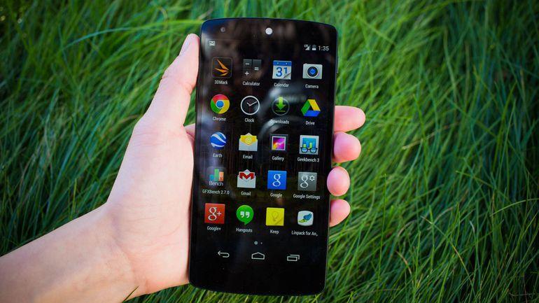 Thay màn hình Nexus 5
