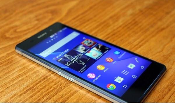 Thay màn hình Sony Xperia Z4