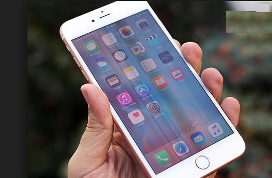 iphone 6 bị sọc màn hình