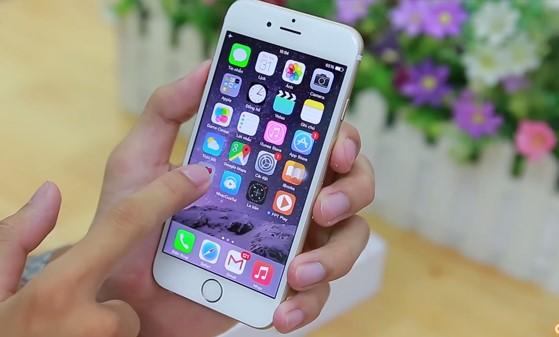 iphone 6 bị điểm chết màn hình