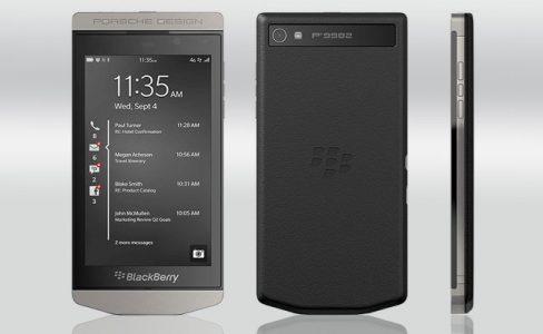 Thay màn hình BlackBerry Porsche Design P'9982 tại TPHCM