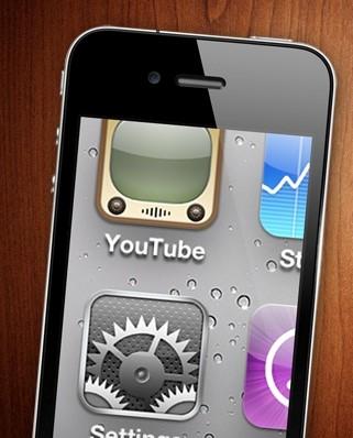 màn hình iphone 6/ 6Plus bị phóng to