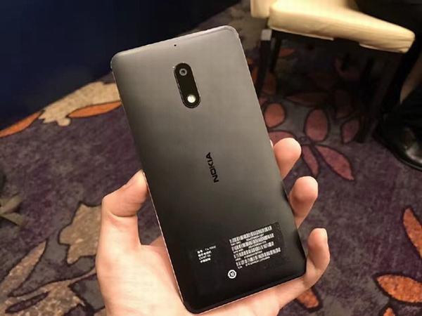 Nokia sử dụng hệ diều hành Android