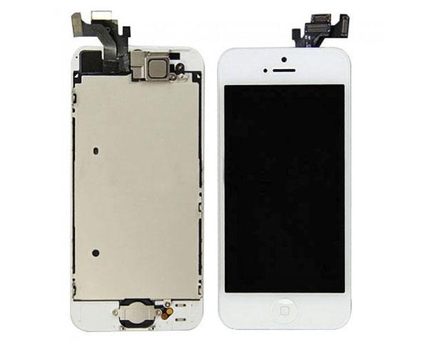 iphone 5/ 5S bị chấm đen màn hình