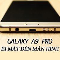 Galaxy-a9-pro-bi-mat-den-man-hinh