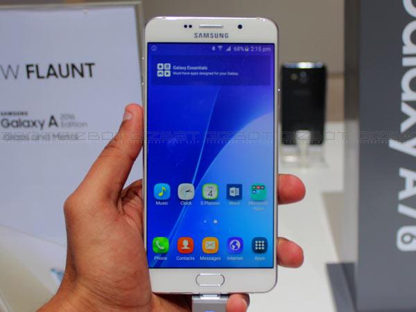 Thay mặt kính Samsung Galaxy A7 2017