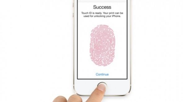 bảo mật vân tay trên iphone 7
