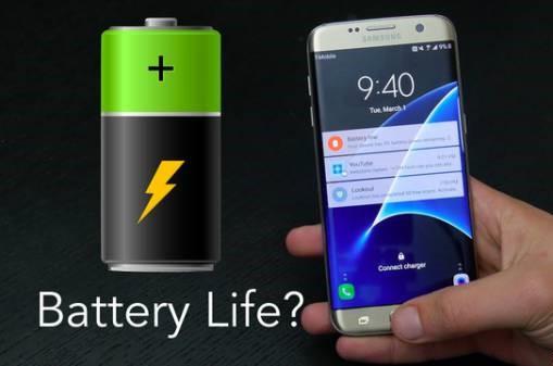 Galaxy S7 Edge bị hao pin