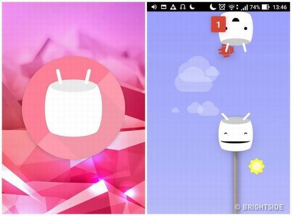 tính năng ẩn trên android