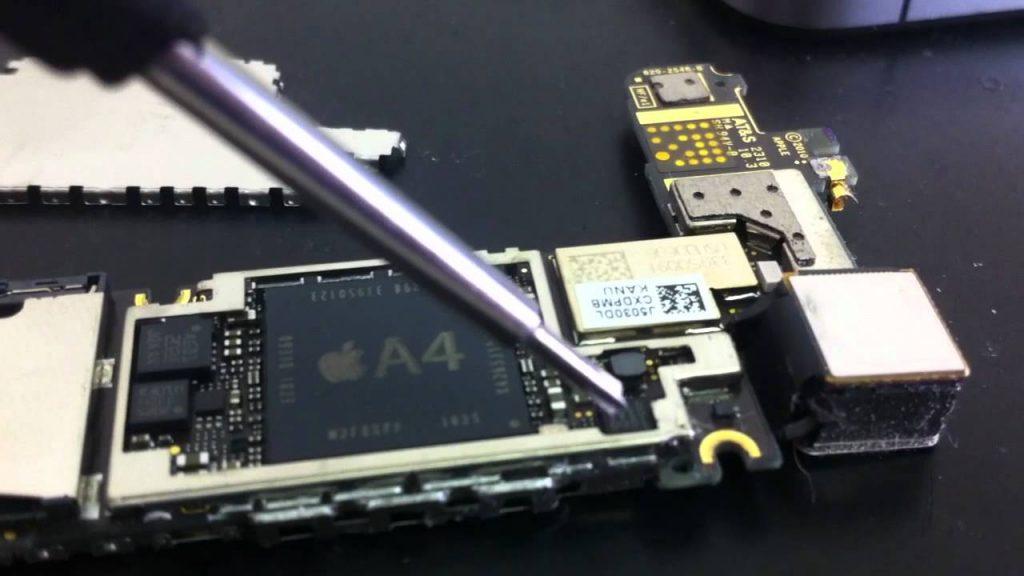 sửa chữa điện thoại iphone