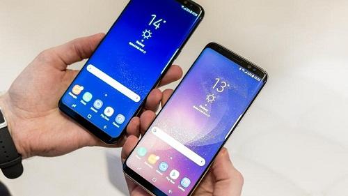 Khắc phục Samsung Galaxy S8/ S8 Plus bị đơ cảm ứng