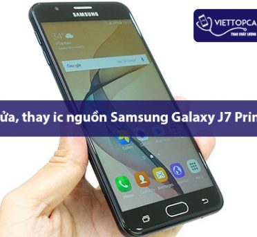 Sửa, thay ic nguồn samsung galaxy J7 prime- 2