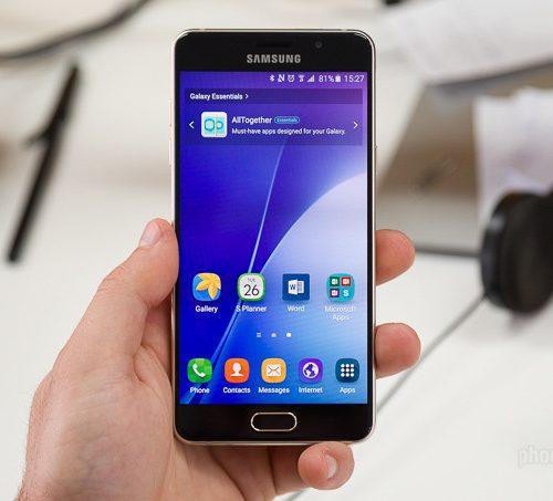 Khắc phục Samsung Galaxy A5 2016 nóng máy