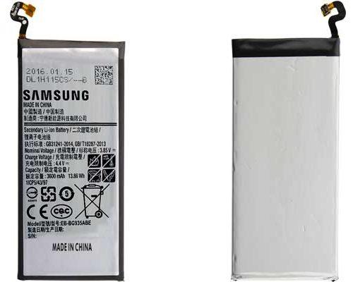 Sửa, thay pin Samsung Galaxy S7 Edge chất lượng, nhanh chóng