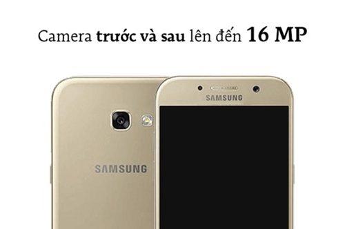Sửa lỗi camera trước Samsung Galaxy A5 (A520 ; 2017)