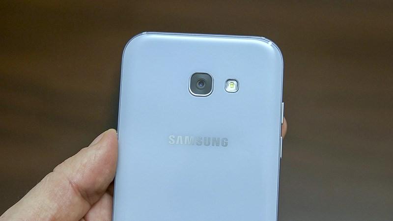 Sửa lỗi mất đèn flash Samsung Galaxy A5 (A520 ; 2017)