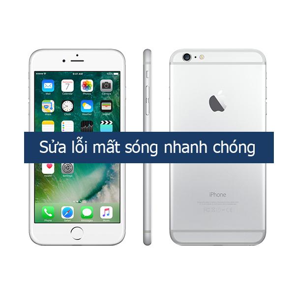 Sửa lỗi mất sóng Iphone 6 Plus nhanh chóng
