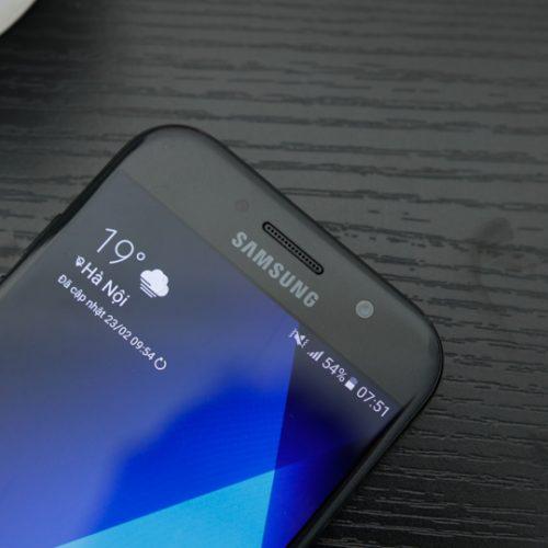Sửa lỗi Samsung Galaxy A5 (A520 ; 2017) mất sóng 3G , 4G