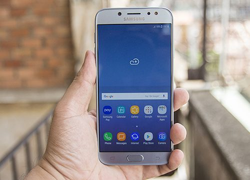 Sửa lỗi Samsung Galaxy J7 Pro hỏng đèn màn hình