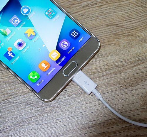 Sửa lỗi Samsung Galaxy Note 5 không sạc được
