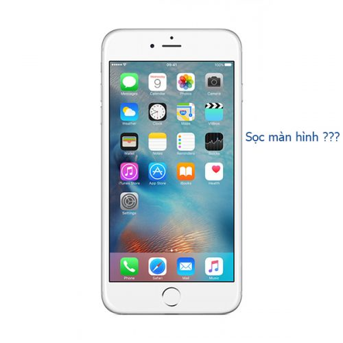 Sửa lỗi sọc màn hình Iphone 6 Plus nhanh chóng