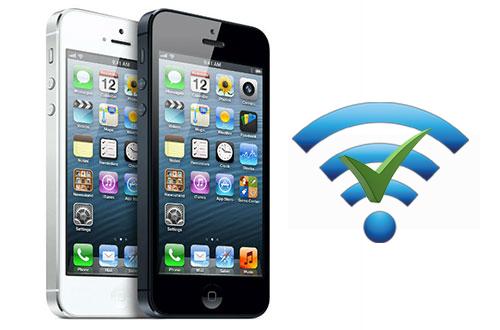 Sửa lỗi wifi iPhone 5s