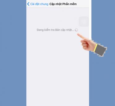 tác nâng cấp hệ điều hành iPhone 6 nhanh chóng