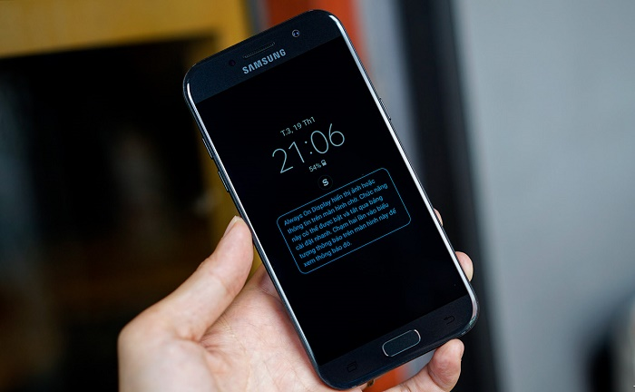 Thay màn hình Samsung Galaxy A5 (A520 ; 2017)