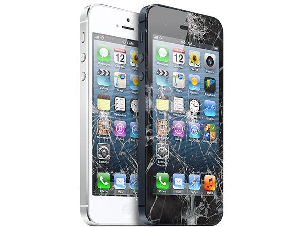Thay mặt kính iPhone 5s