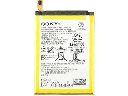thay-pin-Sony-Xperia-XZ-1