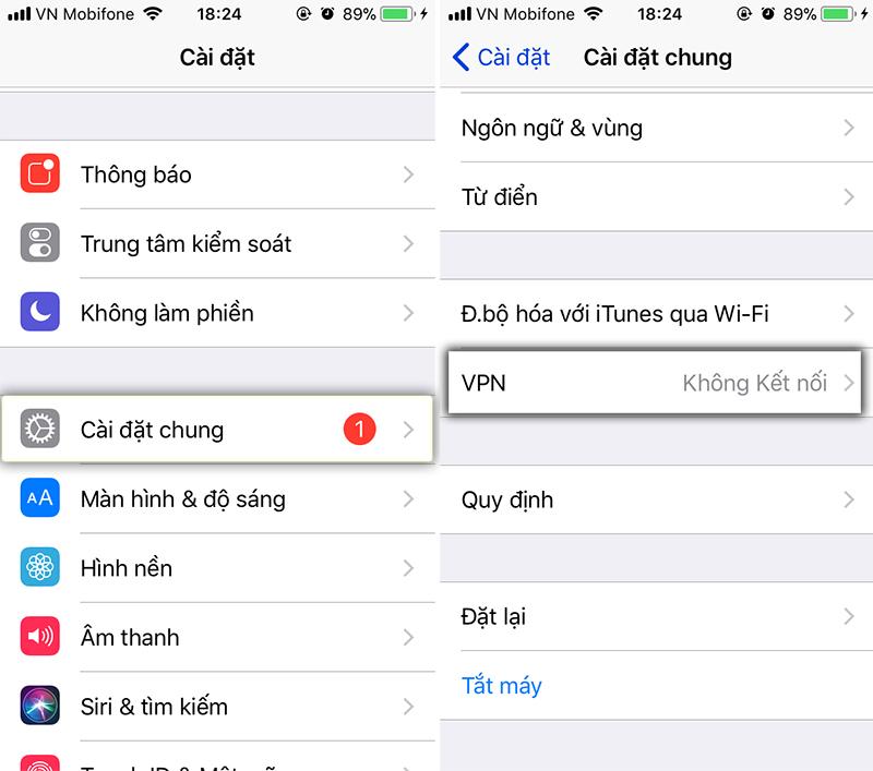 5 cách hữu hiệu nhất khắc phục lỗi Wifi trên iOS 11