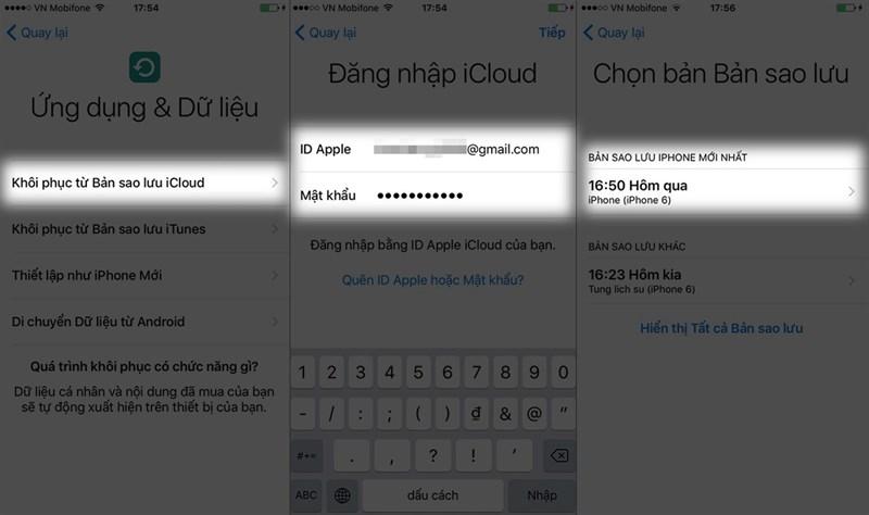 Cách chuyển dữ liệu iPhone cũ sang iPhone X trong một nốt nhạc