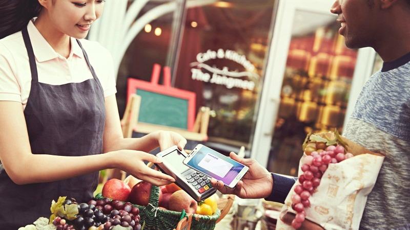 Cách sử dụng Samsung Pay bằng thẻ ATM, Visa, Master Card