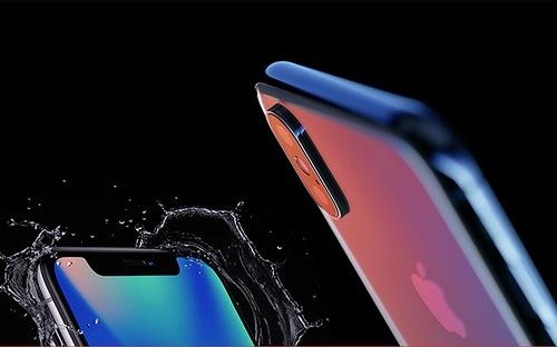 Khắc phục iPhone X vô nước